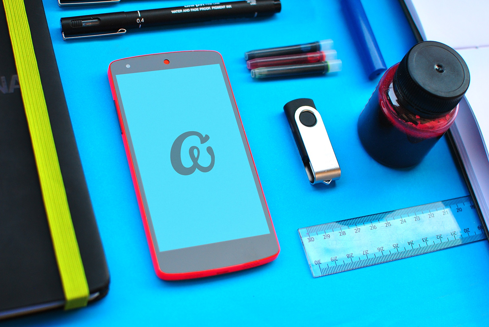Nexus 5 blue
