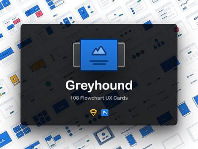 Greyhound UX Flowchart sketch photoshop psd sitemap scheme website web wireframes flowcharts flowchart wireframe ux