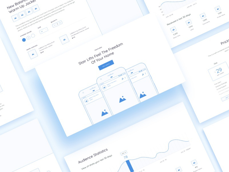 Method Wireframe Kit