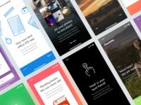 Charlotte iOS Walkthroughs