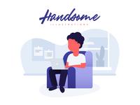 Introduce Handsome Illustrations