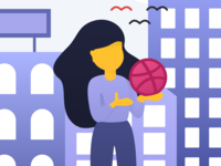 3× Dribbble Invite Giveaway