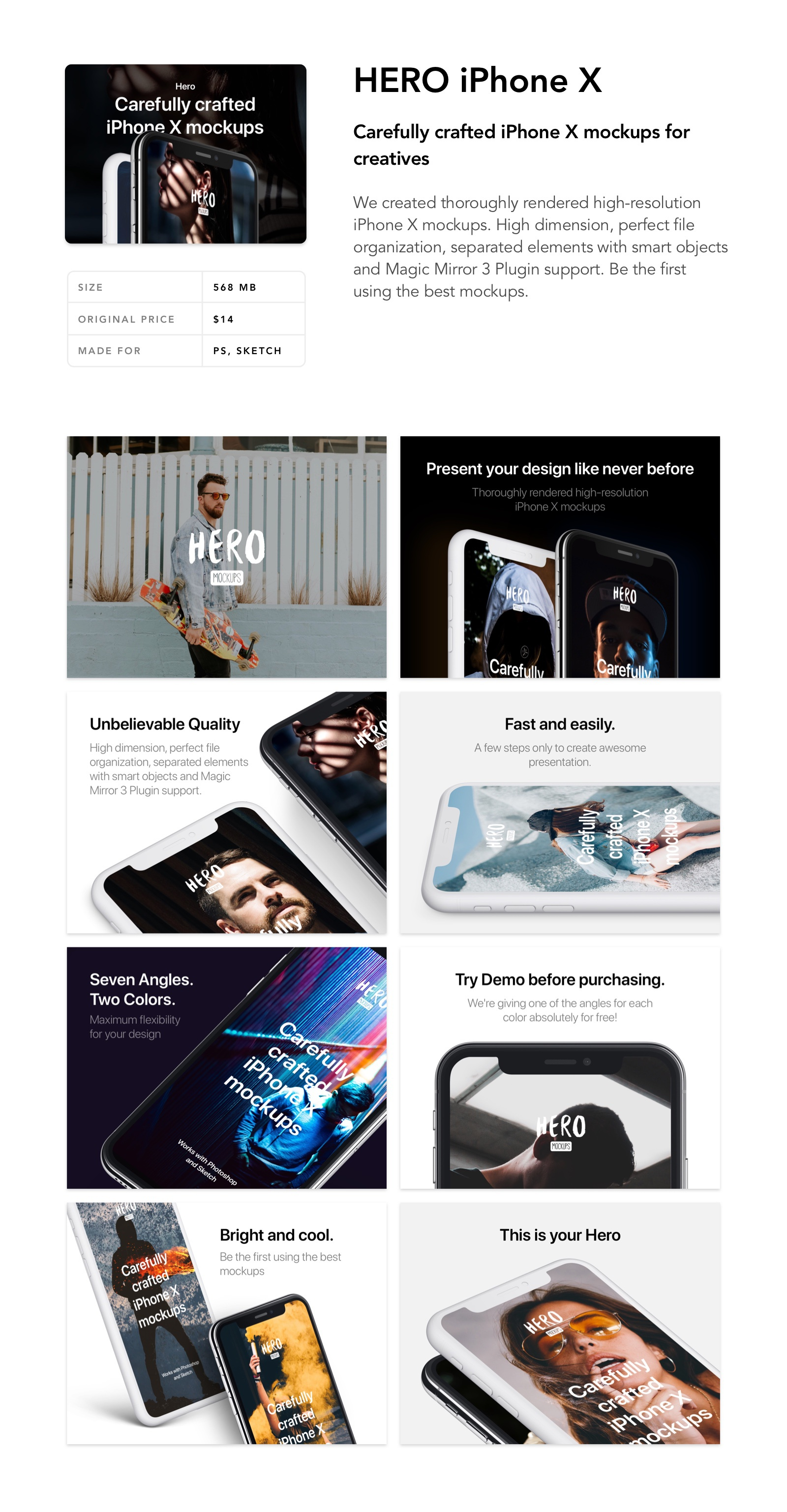 Creative   16   iphone x