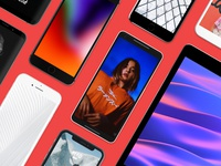 HERO Mobile Mockups Release