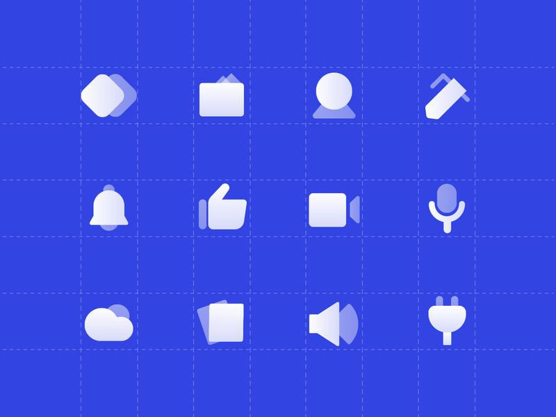 Silhouette icon icon
