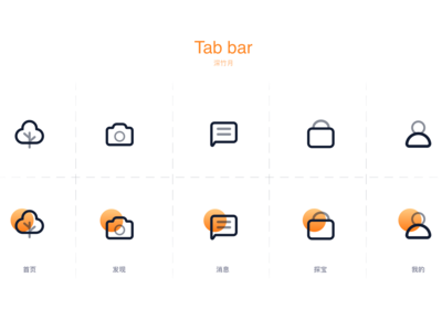 tab bar icon