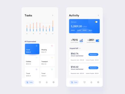 Finance Tesk App