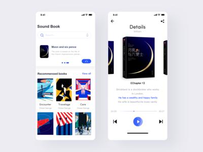 Voice reading App