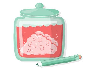 Brain in a jar...