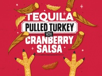 Mission Burrito Tequila Spiked Turkey