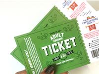 ticket desing