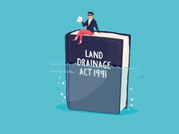Land Drainage Act 1991 Illustration