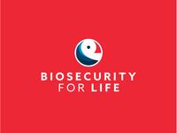 biosecurity for LIFE Logo Design