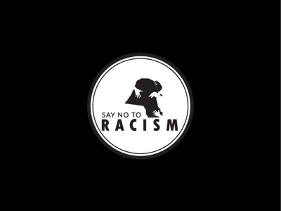 Racism racism logo