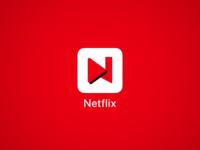 Netflix logo redesign