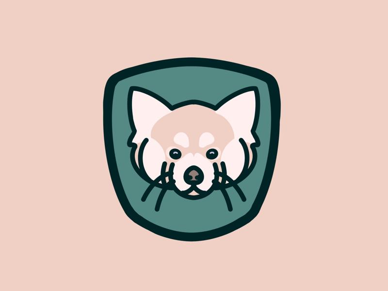 Animality Project Logo 🦊 animallogo logo nature redpanda