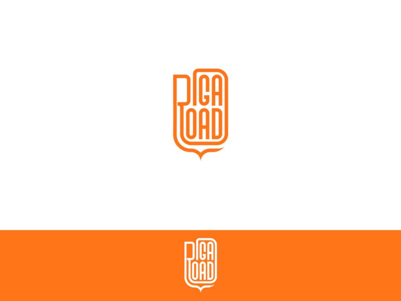 Riga Road vector branding design clothing brand brand logo design logo