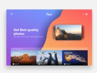 Pixel - Desktop