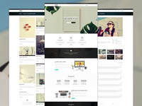 Moki - Multipurpose PSD Template Homepage