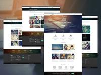 Moki - Multipurpose PSD Template Homepage