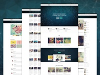 Moki - Multipurpose PSD Template Homepage Option 017