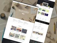 Moki - Multipurpose PSD Template Homepage Option 14