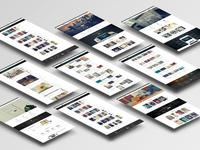 Moki - Multipurpose 126 PSD Template Option Page 51