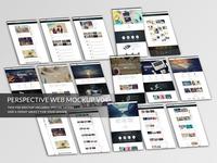 Perspective Web Mockup V04