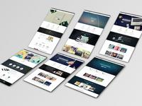 Moki - Multipurpose 126 PSD Template Showcase Option 61