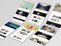 Moki - Multipurpose 126 PSD Template Showcase Option 62
