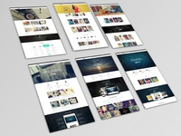 Moki - Multipurpose 126 PSD Template Showcase Option 64