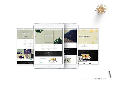 Moki - Multipurpose 126 PSD Template Showcase Option 78 retina parallax multipurpose landing page fashion store clean minimal psd template portfolio ecommerce creative corporate business blog agency