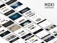 Moki - Multipurpose 126 PSD Template Showcase 95