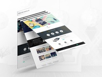 Moki - Multipurpose 126 PSD Template Showcase 105