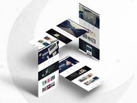 Moki - Multipurpose 126 PSD Template Showcase 106