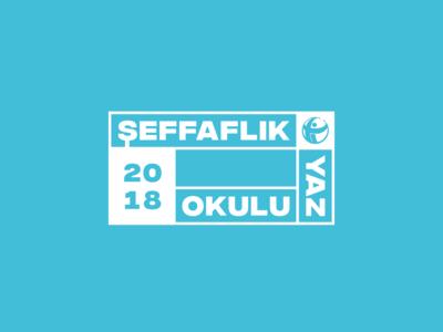 Logo Design for Şeffaflık Derneği
