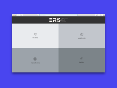 ERS Web Page