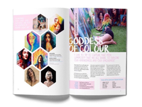 Goddess of Colour