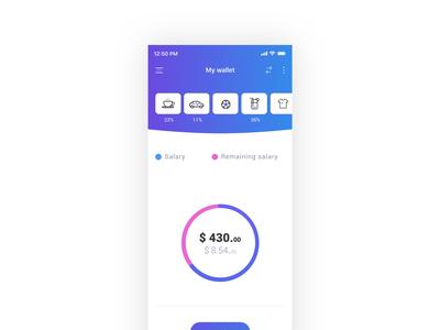 My Wallet - Salary