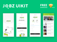 Jobz Uikit - Free Download