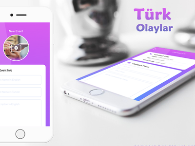Türk Olaylar illstration illstrator logo perpetual pink tu and ted ui persona turk design design tub six ux olaylar haber turk