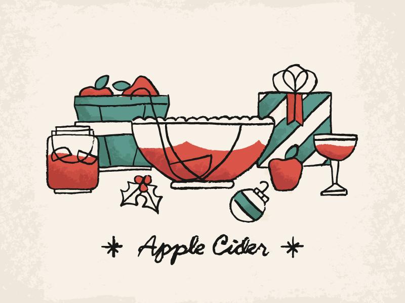 Holidayfoods cider