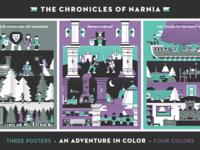 Chronicles of Narnia - All Three
