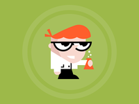 Dexter's Laboratory Character Study