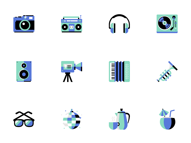 Uber icons