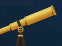 T is for Telescope