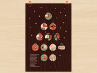 The Twelve Days of a Designer's Christmas