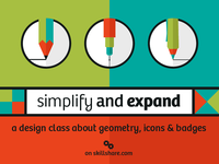 Simplify & Expand - Skillshare Class