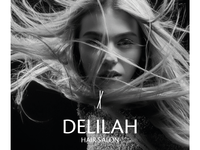 Delilah - Hair Salon Branding