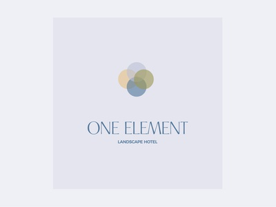 One Element - A landscape hotel
